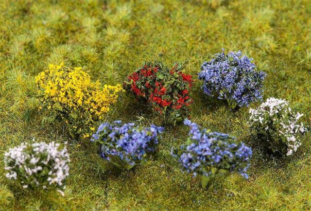 Faller 181269 Blühende Büsche 14 Stück