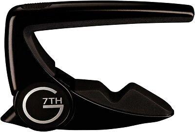 G7th Performance 2 Guitar Capo Black