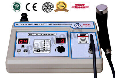 New Ultrasound Therapy Machine 1 Mhz Deep Heat Therapy Pain Relief Machine Bkh