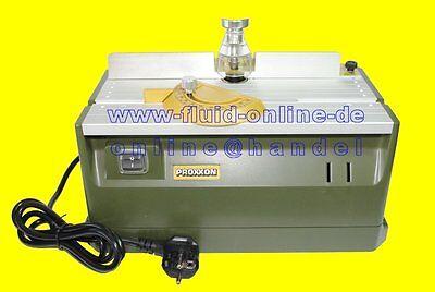 PROXXON 27050 MICRO Profiliergerät MP400 Tischfräse für Holz neustes Modell NEU