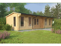 Woking Log Cabin - Skinners Sheds - Created By Nature - Built By Hand