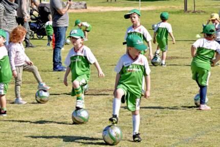 Grasshopper Soccer - Kids Coaching Business, North Shore Location