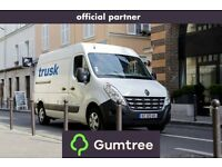 Gumtree's Man and Van Removal service