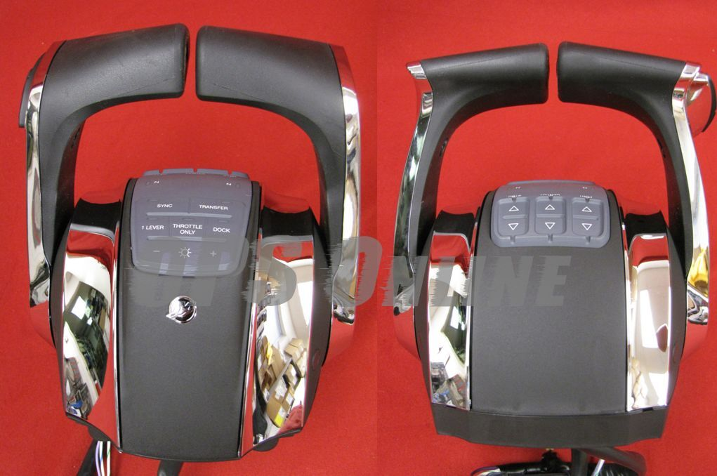 New OEM Mercury Verado Triple Console Binnacle Kit w/ DTS
