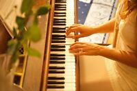 Music lessons   PIANO AND THEORY LESSONS RCM