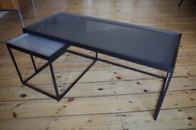 Conran coffee / side tables Mica, nested, great condition