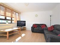 TW7 (Isleworth): Large three bedroom flat, just redecorated