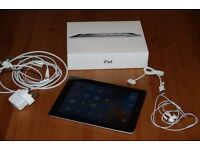 Apple iPad 2 16gb WIFI and 3G, Unlocked To any Network, Black