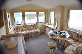 Cheap Starter Caravan at Southerness Holiday Park-2 Bedroom-Pet Friendly-Near Cumbria-Glasgow-Ayr