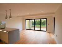 Available Now - Stunning New Build Ground Floor Apartment with Private Garden - Brentford