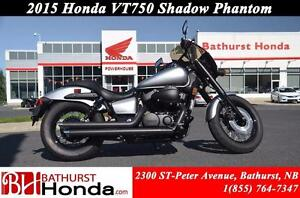 2015 Honda VT750 Shadow