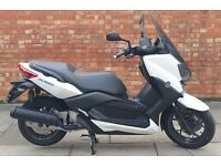 Yamaha XMAX 125, Mint condition with low mileage