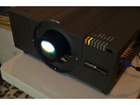 Christie LX 1200 projector