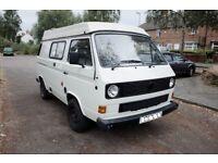 VW T25 Camper Van 1987 1.6TD, MOT Just done Van has a problem with the Coolant Pressure But drives