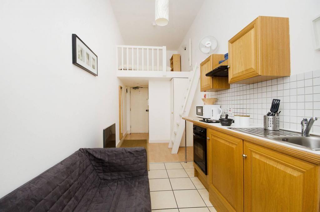 *Earls Court - Amazing, Homely Studio Apartment