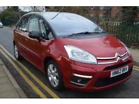 NEW TYRES BREAK PAD &DISC,2013 CITROEN C4 PICASSAO 1.6 E-HDI PLATINUM, AUTOMATIC