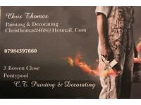 C.T. Painting & Decorating