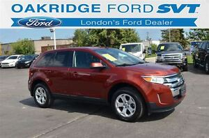 2014 Ford Edge SEL NAVIGATION REVERSE CAMERA SYNC
