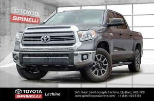 2015 Toyota Tundra 4X4 TUNDRA CREWMAX SR5 5,7L Let's Go Places w