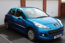 2012 (12) PEUGEOT 207 ACTIVE HDI, 5 Door Hatchback