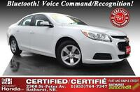2015 Chevrolet Malibu LT LIKE NEW!!!! Certified! Bluetooth! Voic