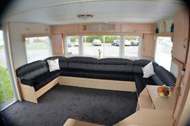 Amazing Caravan reduced for a quick sale at Southerness Holiday Park , Dumfries