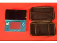 Nintendo 3DS Aqua Blue £70