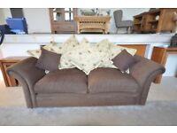 Large 3 Seated Sofa