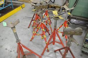 Rigid Welding Stands