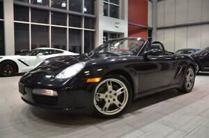2005 Porsche Boxster With Only 81051 Kms!