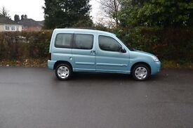 citroen berlingo 2.0 hdi one owner from new