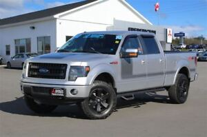 2013 Ford F-150 FX4 | REDUCED | CREW | HEATED/COOLED SEATS | NAV