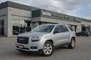 2015 GMC Acadia SLE-2 AWD DUAL SUNROOFS | HEATED CLOTH
