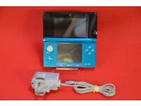Nintendo 3DS in Aqua Blue £80