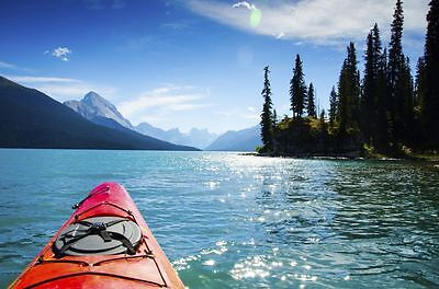 Kanusport ist Freiheit, Abenteuer und Entspannung zugleich. (Foto: Thinkstock)