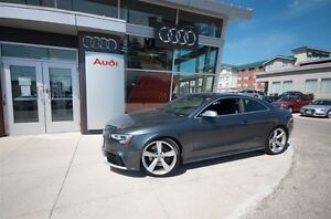 2013 Audi RS 5 4.2 S Tronic Quattro coupe - AUDI CERTIFIED!!