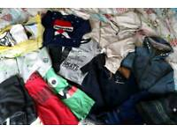 Boys Clothes 4-6 Years Including Jackets
