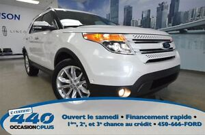 2015 Ford Explorer Limited *Cuir, Toit Ouvrant, Navigation*