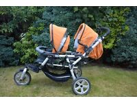 Jane powertwin pro pushchair £180.00 bargain