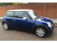 2003 AUTOMATIC MINI COOPER INCREDIBLY LOW MILEAGE ONE FORMER OWNER SERVICE HISTORY AUTO MINI COOPER