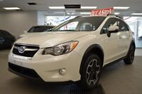 2014 Subaru XV Crosstrek Limited / awd / navi / cuir / camera /