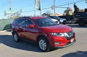 2017 Nissan Rogue SV - AWD, Back Up Cam, Bluetooth, Heated Seats