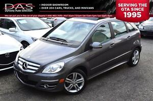 2010 Mercedes-Benz B-Class B200 TURBO PANORAMIC SUNROOF