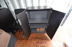 Black work cupboard