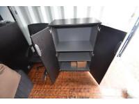 Black work cupboard