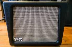 Zilla Custom Guitar Cab. 15 inch Jensen Neo Speaker