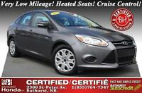 2013 Ford Focus SE Very Low Mileage! New Tires! New Brakes! Heat