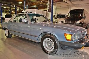 1978 Mercedes-Benz 450SLC -