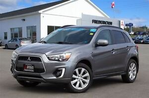 2015 Mitsubishi RVR GT! AWD! HEATED SEATS! SUNROOF!