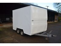 Large Box trailer 10x7x7